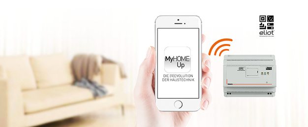 MyHOME / MyHOME_Up bei Elektro-Datz GmbH & Co. KG in Neu-Anspach